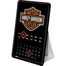 Calendario  Mesa Harley Davidson