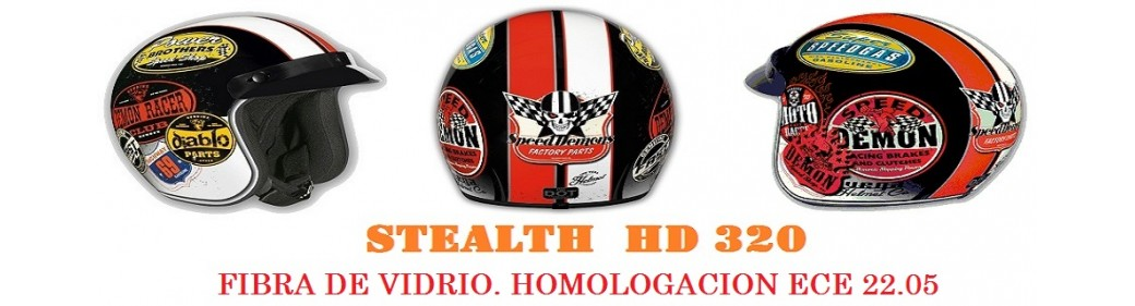 stealth hd320