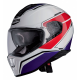 Casco Integral Caberg Drift Tour Blanco/Rojo/Azul