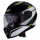 Casco Integral Caberg Drift Tour Blanco/Negro/Fluor