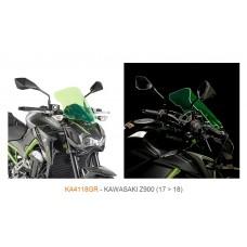 Pantalla Kappa Lime Screens para Kawasaki Z900